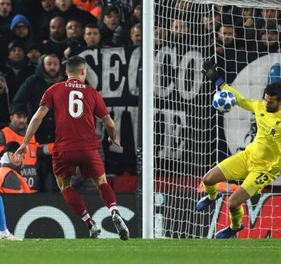 'Great goalkeepers step up' - Ferdinand and Garcia hail Liverpool hero Alisson