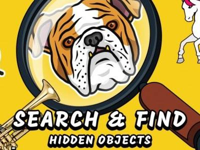 Search & Find - Hidden Objects is an item hunting game that's available now for iOS and Android