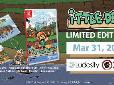 1Print Games To Release Ittle Dew Limited Edition Exclusively For Nintendo Switch