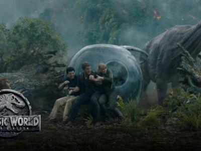 New Jurassic World: Fallen Kingdom Trailer Tease Released