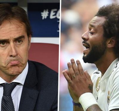 Lopetegui out? Seventh-placed Real Madrid suffer worst start in 17 years