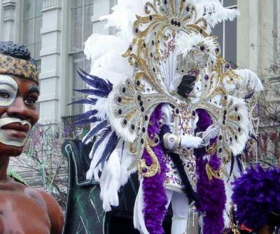 What to Experience on Mardi Gras Day in New Orleans