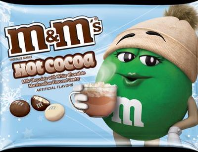 These New Hot Cocoa M&Ms Exclusive To Target Are Filled With Marshmallow Cream