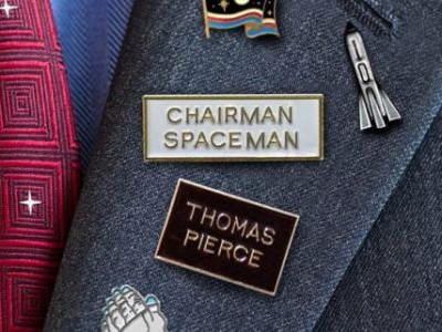'Chairman Spaceman' Could be the Next Live-Action Film from 'WALL-E' Director Andrew Stanton