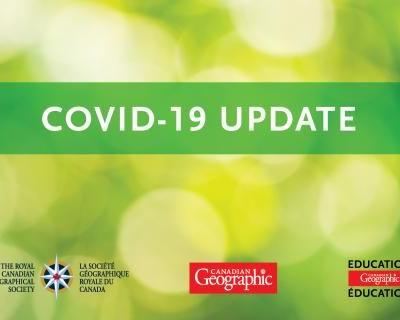 Statement on COVID-19 from RCGS CEO John Geiger