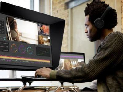 Dell's New $5000 Monitor for Creatives Can Color Calibrate Itself