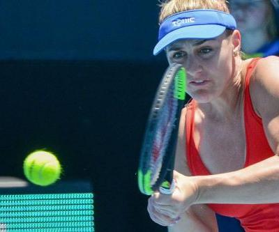 Canadian Gabriela Dabrowski advances to second round in doubles at Aussie Open