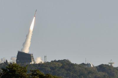 Japan's experimental mini rocket launch ends in failure