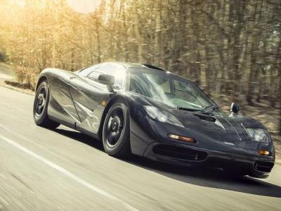 Sub-1000kg, Manual, High Revs For New McLaren F1-Inspired Sports Car