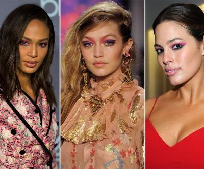 How to wear pink eyeshadow without looking infected