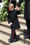 Prince George Broke a Royal Rule by Wearing Pants, and Everyone on Twitter Lost Their Minds!