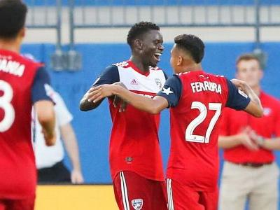 Badji scores twice as FC Dallas blanks Toronto FC
