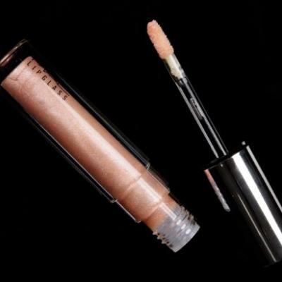 MAC Scarcely Seen & Tudor Rose Lipglasses Reviews & Swatches