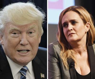 """Donald Trump Asks Why """"No Talent"""" Samantha Bee Hasn't Been Fired"""
