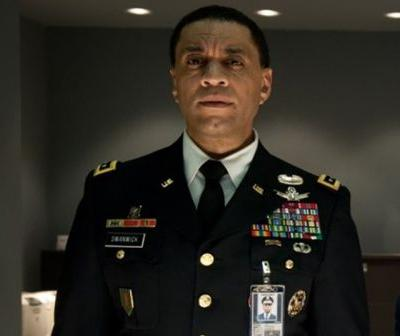 Harry Lennix Reveals He is Martian Manhunter in Zack Snyder's Justice League