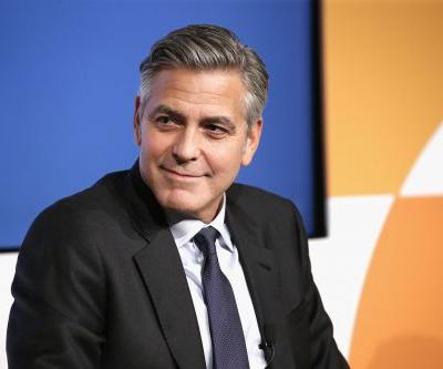 George Clooney Is Making His Grand Return to TV by Adapting a Classic Novel