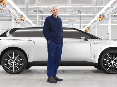 Dyson poured $629 million into an electric car before abandoning it -here's what its Tesla competitor was supposed to look like