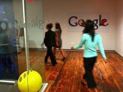 Women who work for Google are highly satisfied with the company - with one glaring exception