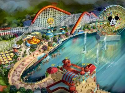 The Incredibles Roller Coaster Coming to Pixar Pier in 2018