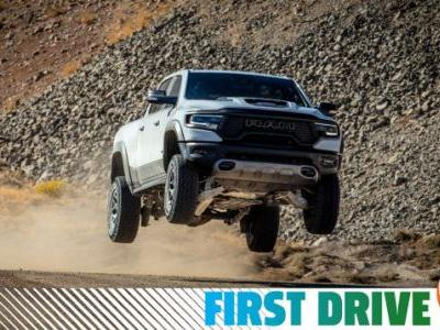 The 2021 Ram 1500 TRX Is Awesome Off-Road And Not So Great At Anything Else
