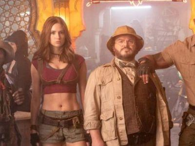 New 'Jumanji 3' Photo: Not Everything Is As It Seems