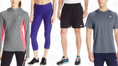Your Workout Wardrobe Will Appreciate Amazon's One-Day New Balance Sale
