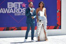 Cops Crash 2018 BET Awards Pre-Show During Live Broadcast