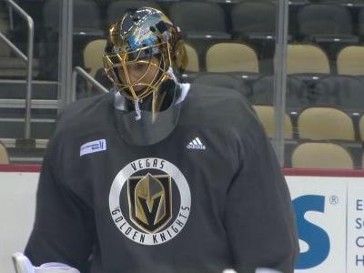 Marc-Andre Fleury agrees to 3-year contract extension with Vegas Golden Knights