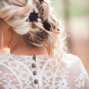 Hair Trends For The Boho Bride