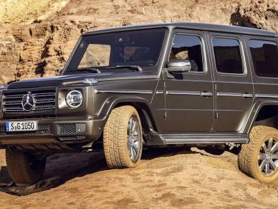 2019 Mercedes-Benz G-Class Is An Icon Reborn