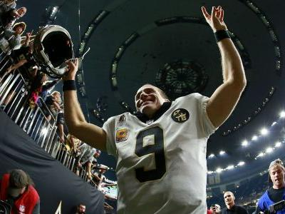 Saints QB Drew Brees says there's more to be done