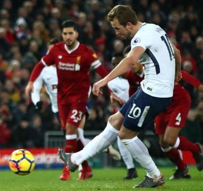 Liverpool 2 Tottenham 2: Kane's penalty redemption cancels out Salah stunner