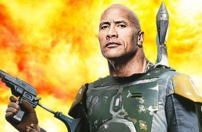 The Rock Should Play Boba Fett in Next Star Wars StandaloneWith