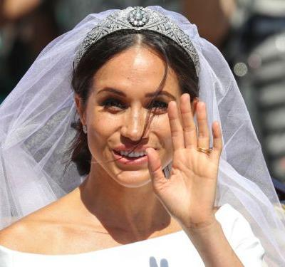 People think Meghan Markle copied Jennifer Lopez with her royal wedding dress -and the photos just might convince you