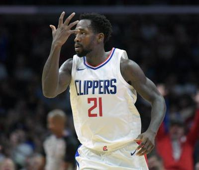 Clippers PG Patrick Beverley undergoes knee procedure; no timetable for his return