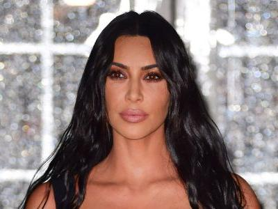 Baby West Update! Kim Kardashian Says She's Catching Up on Homework 'While the Babe Is Sleeping'