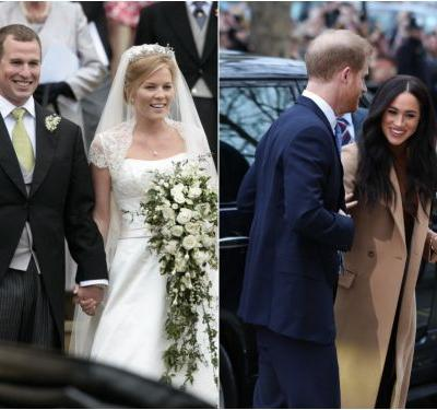 The Queen's grandson Peter Phillips and his wife Autumn Kelly are divorcing after 12 years, but the couple denied rumors that she'll follow Meghan Markle to Canada