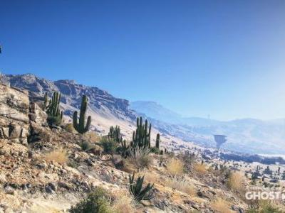 Ghost Recon Wildlands New Trailer Shows Off Xbox One X Enhancements