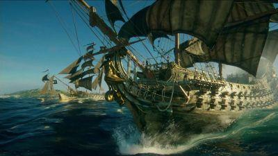 Ubisoft's Skull and Bones Will Have Narrative Campaign