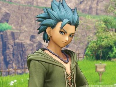 Dragon Quest XI Guide: Erik Stats, Skills And Tips