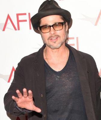 Brad Pitt Makes a Surprise Appearance at the Golden Globes Amid Divorce From Angelina Jolie!