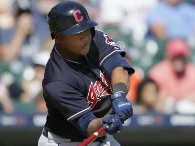 Jose Ramirez injury update: Indians infielder carted off after foul tip