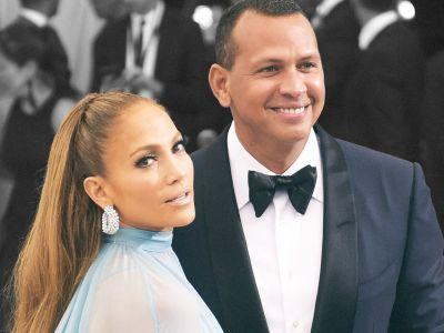 Jennifer Lopez And A-Rod Are Having The Best Leo Season