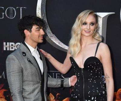 Joe Jonas Says He's 'Proud' of Sophie Turner for Talking About Battles With Depression