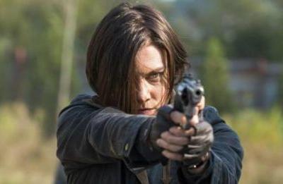 Wait 'Til You See What Maggie Did In The Season 9 Premiere Of 'The Walking Dead'