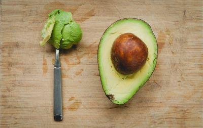 This 'avocado' is actually a really delicious, fancy dessert