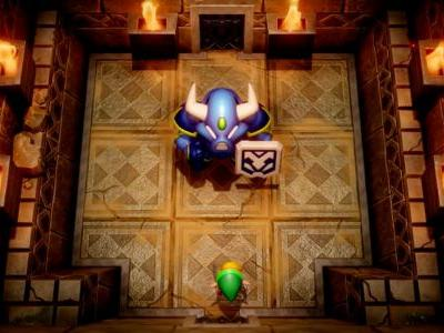 The Legend of Zelda: Link's Awakening - How to Beat Ancient Ruins Mini Boss