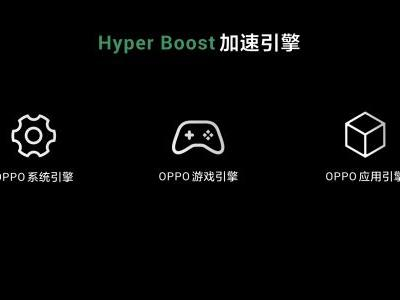 OPPO Intros 'Hyper Boost' Smartphone Acceleration Technology