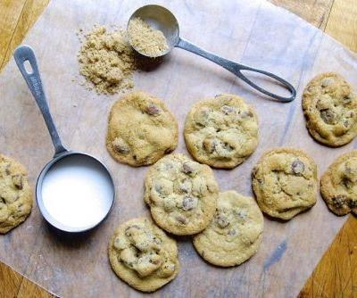 Baking with reduced sugar