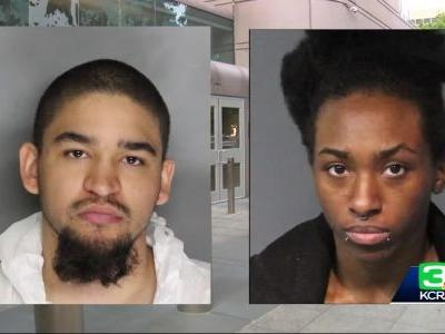 Couple arrested after girl's body found in Sacramento​ storage unit​